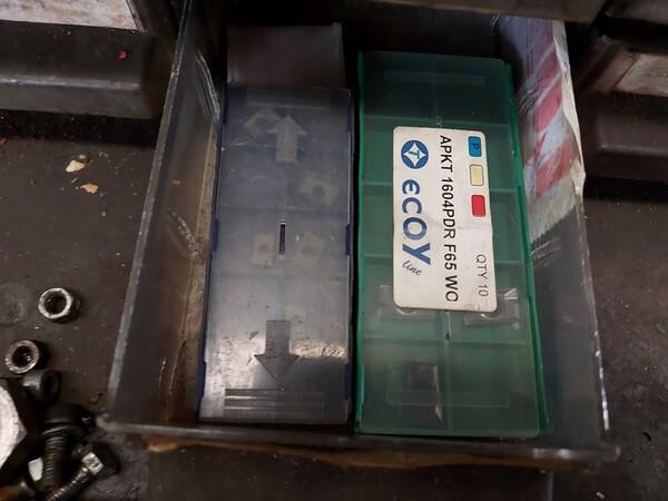 4#6076 Tornio Pico e macchinari per lavorazione metalli e saldatura in vendita - foto 58