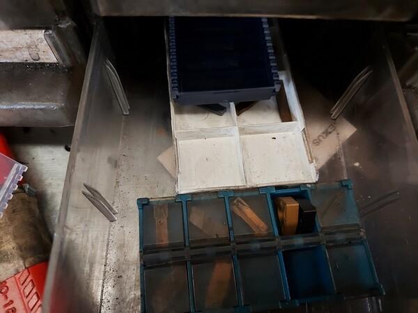 4#6076 Tornio Pico e macchinari per lavorazione metalli e saldatura in vendita - foto 60