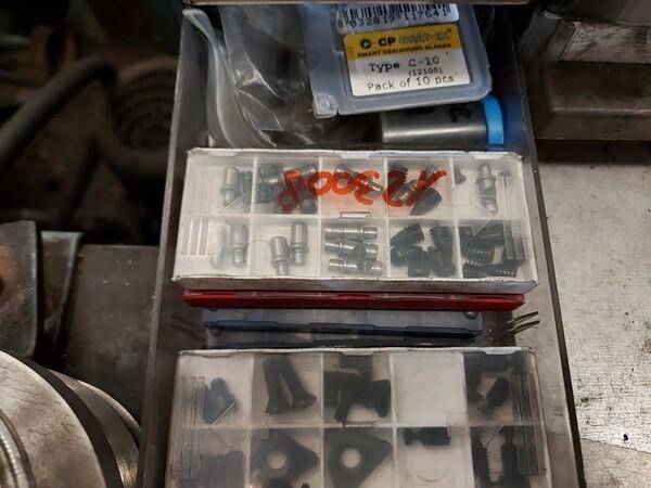 4#6076 Tornio Pico e macchinari per lavorazione metalli e saldatura in vendita - foto 62