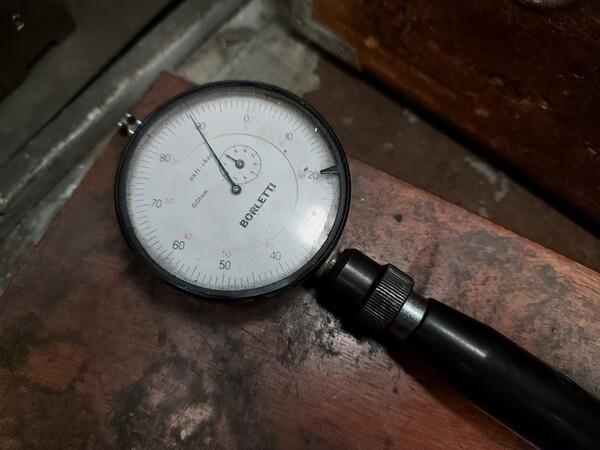 4#6076 Tornio Pico e macchinari per lavorazione metalli e saldatura in vendita - foto 64