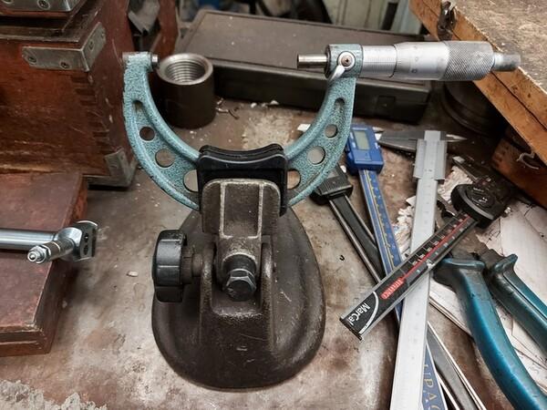 4#6076 Tornio Pico e macchinari per lavorazione metalli e saldatura in vendita - foto 66