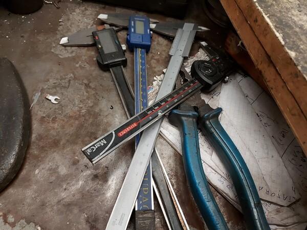 4#6076 Tornio Pico e macchinari per lavorazione metalli e saldatura in vendita - foto 67