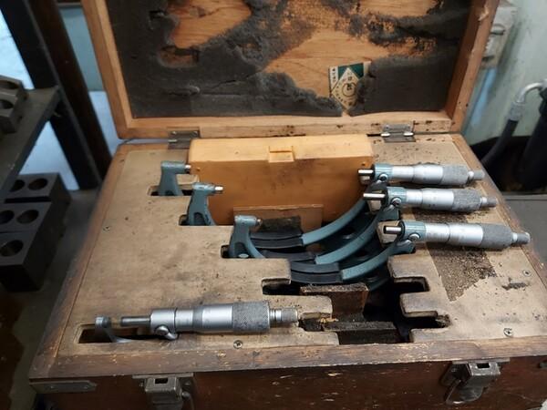 4#6076 Tornio Pico e macchinari per lavorazione metalli e saldatura in vendita - foto 74