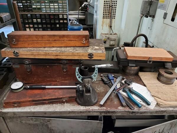4#6076 Tornio Pico e macchinari per lavorazione metalli e saldatura in vendita - foto 75