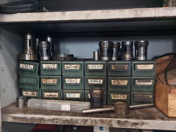 4#6076 Tornio Pico e macchinari per lavorazione metalli e saldatura in vendita - foto 76