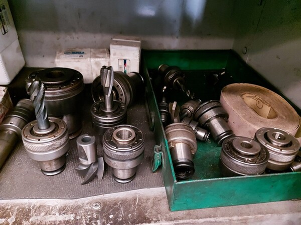 4#6076 Tornio Pico e macchinari per lavorazione metalli e saldatura in vendita - foto 77