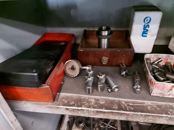 4#6076 Tornio Pico e macchinari per lavorazione metalli e saldatura in vendita - foto 78