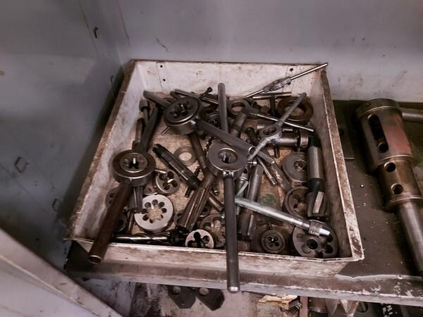 4#6076 Tornio Pico e macchinari per lavorazione metalli e saldatura in vendita - foto 79