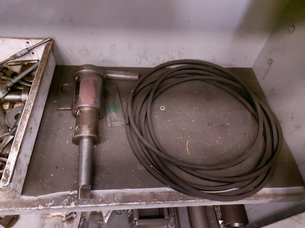 4#6076 Tornio Pico e macchinari per lavorazione metalli e saldatura in vendita - foto 80