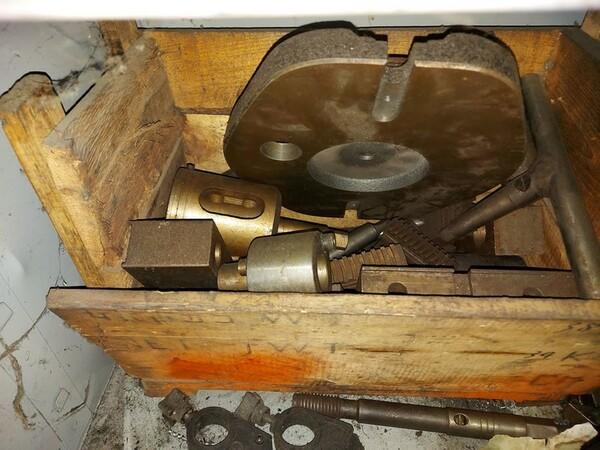 4#6076 Tornio Pico e macchinari per lavorazione metalli e saldatura in vendita - foto 83