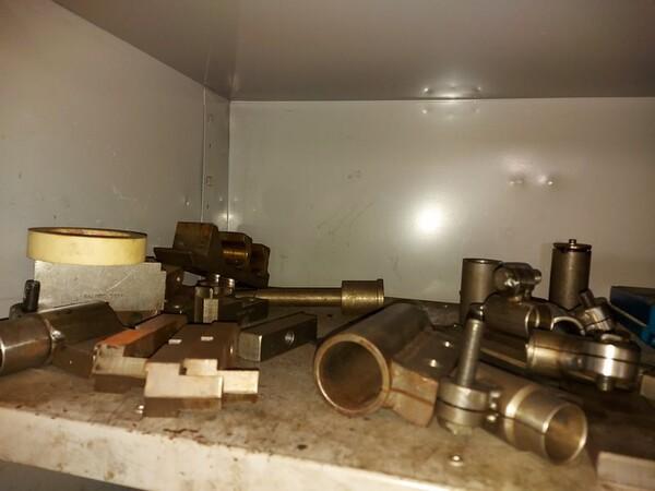 4#6076 Tornio Pico e macchinari per lavorazione metalli e saldatura in vendita - foto 85