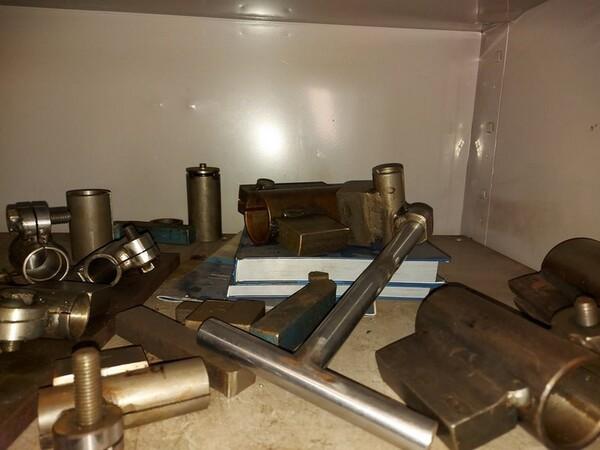 4#6076 Tornio Pico e macchinari per lavorazione metalli e saldatura in vendita - foto 86