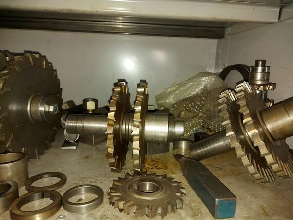 4#6076 Tornio Pico e macchinari per lavorazione metalli e saldatura in vendita - foto 87