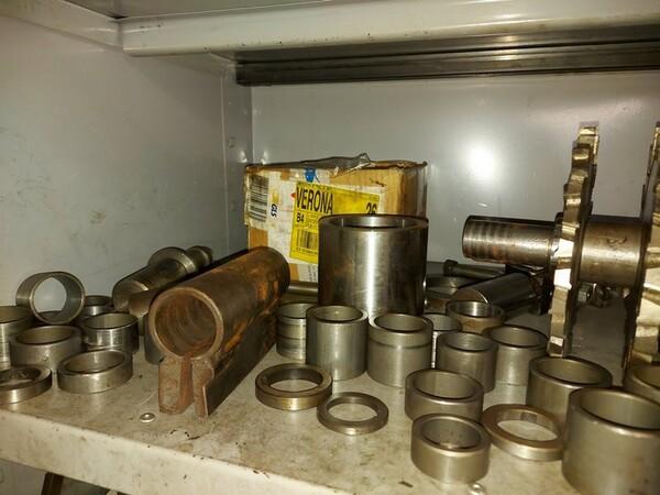 4#6076 Tornio Pico e macchinari per lavorazione metalli e saldatura in vendita - foto 88