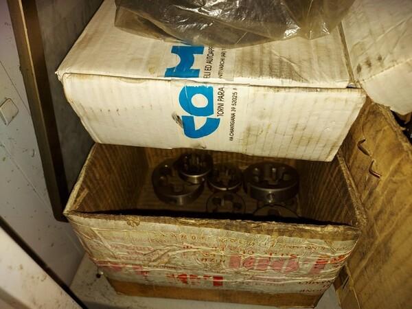4#6076 Tornio Pico e macchinari per lavorazione metalli e saldatura in vendita - foto 90