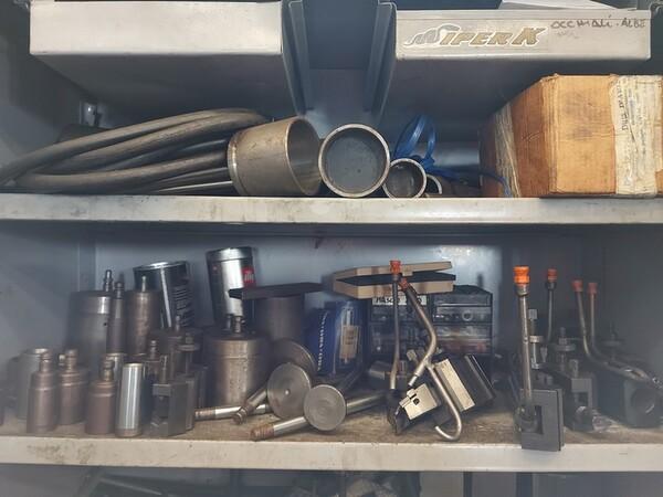 4#6076 Tornio Pico e macchinari per lavorazione metalli e saldatura in vendita - foto 94
