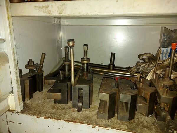 4#6076 Tornio Pico e macchinari per lavorazione metalli e saldatura in vendita - foto 95