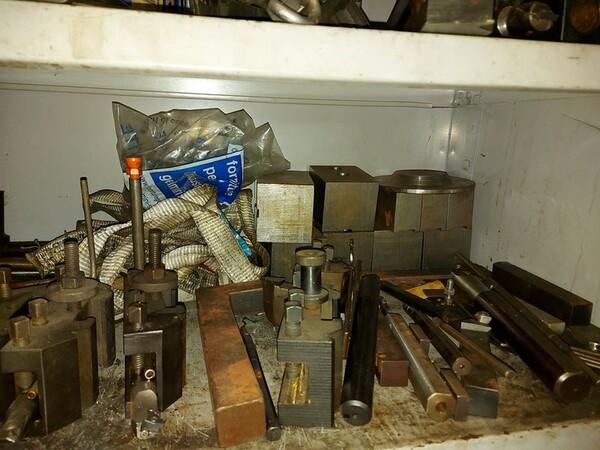 4#6076 Tornio Pico e macchinari per lavorazione metalli e saldatura in vendita - foto 96
