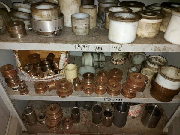 4#6076 Tornio Pico e macchinari per lavorazione metalli e saldatura in vendita - foto 97