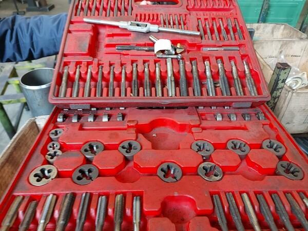 4#6076 Tornio Pico e macchinari per lavorazione metalli e saldatura in vendita - foto 98