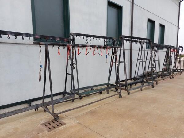 4#6076 Tornio Pico e macchinari per lavorazione metalli e saldatura in vendita - foto 99