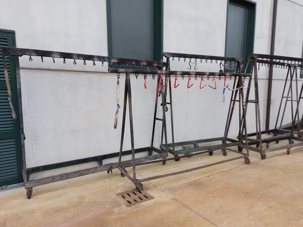 4#6076 Tornio Pico e macchinari per lavorazione metalli e saldatura in vendita - foto 100