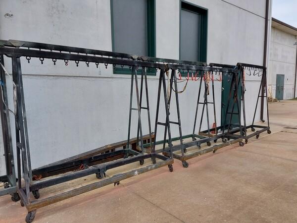 4#6076 Tornio Pico e macchinari per lavorazione metalli e saldatura in vendita - foto 101