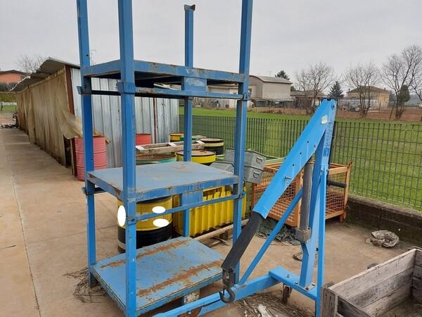 4#6076 Tornio Pico e macchinari per lavorazione metalli e saldatura in vendita - foto 102