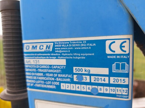 4#6076 Tornio Pico e macchinari per lavorazione metalli e saldatura in vendita - foto 104