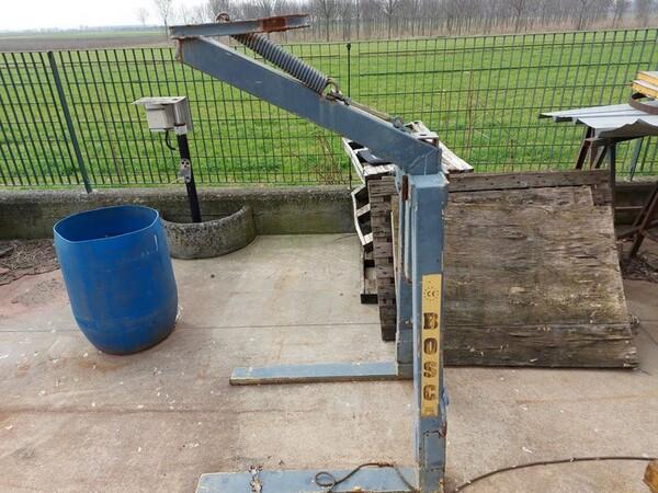4#6076 Tornio Pico e macchinari per lavorazione metalli e saldatura in vendita - foto 106