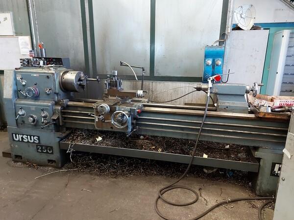 4#6076 Tornio Pico e macchinari per lavorazione metalli e saldatura in vendita - foto 108