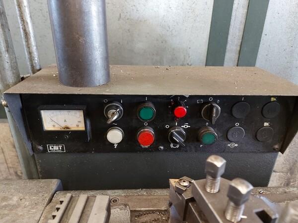 4#6076 Tornio Pico e macchinari per lavorazione metalli e saldatura in vendita - foto 110