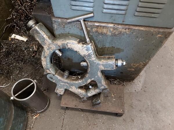 4#6076 Tornio Pico e macchinari per lavorazione metalli e saldatura in vendita - foto 111
