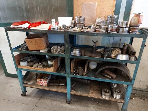 4#6076 Tornio Pico e macchinari per lavorazione metalli e saldatura in vendita - foto 112