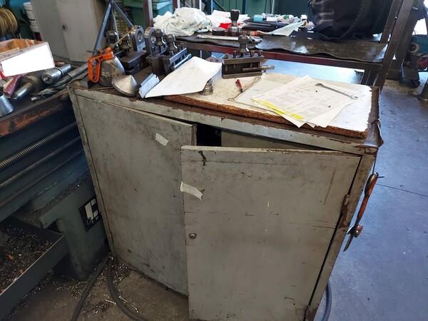4#6076 Tornio Pico e macchinari per lavorazione metalli e saldatura in vendita - foto 113