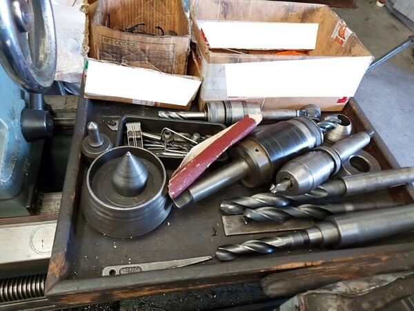 4#6076 Tornio Pico e macchinari per lavorazione metalli e saldatura in vendita - foto 114