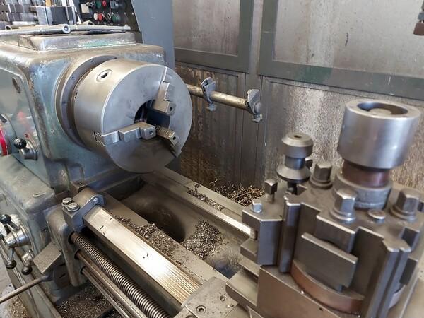 4#6076 Tornio Pico e macchinari per lavorazione metalli e saldatura in vendita - foto 115