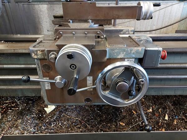 4#6076 Tornio Pico e macchinari per lavorazione metalli e saldatura in vendita - foto 116