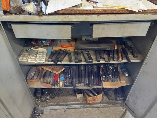 4#6076 Tornio Pico e macchinari per lavorazione metalli e saldatura in vendita - foto 118