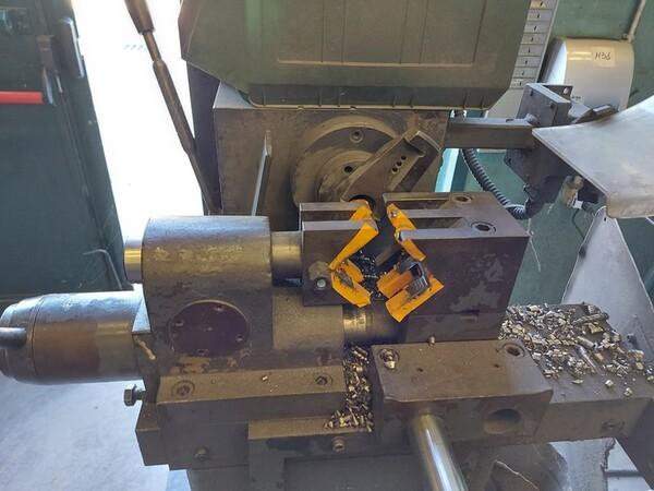 4#6076 Tornio Pico e macchinari per lavorazione metalli e saldatura in vendita - foto 123