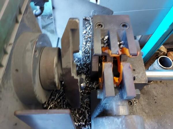 4#6076 Tornio Pico e macchinari per lavorazione metalli e saldatura in vendita - foto 126