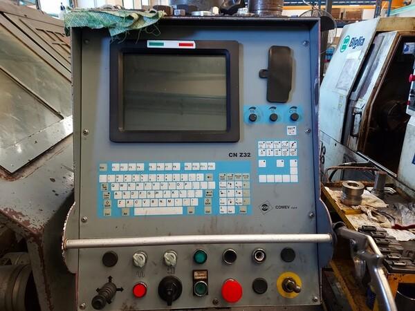 4#6076 Tornio Pico e macchinari per lavorazione metalli e saldatura in vendita - foto 127
