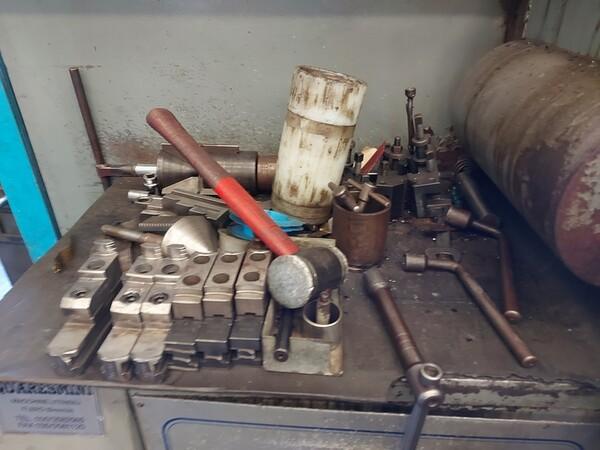 4#6076 Tornio Pico e macchinari per lavorazione metalli e saldatura in vendita - foto 128