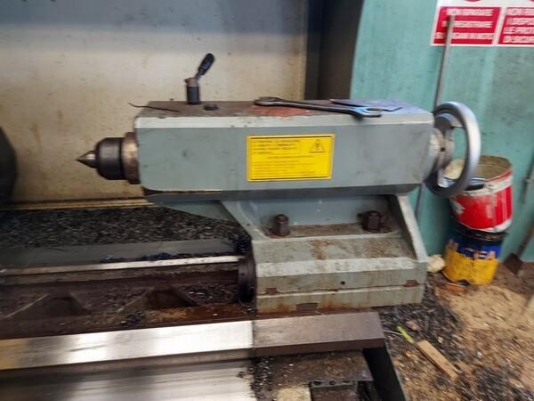 4#6076 Tornio Pico e macchinari per lavorazione metalli e saldatura in vendita - foto 132