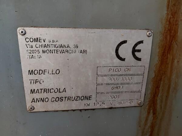 4#6076 Tornio Pico e macchinari per lavorazione metalli e saldatura in vendita - foto 133