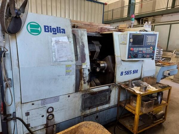 4#6076 Tornio Pico e macchinari per lavorazione metalli e saldatura in vendita - foto 134