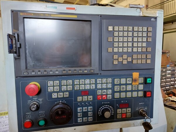 4#6076 Tornio Pico e macchinari per lavorazione metalli e saldatura in vendita - foto 135