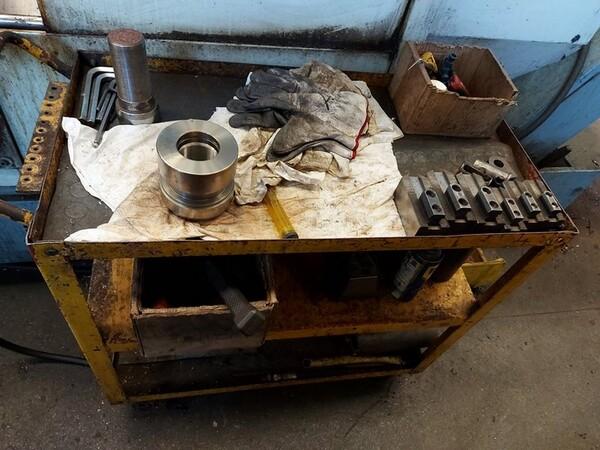 4#6076 Tornio Pico e macchinari per lavorazione metalli e saldatura in vendita - foto 138