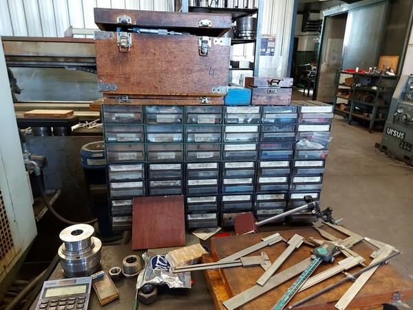 4#6076 Tornio Pico e macchinari per lavorazione metalli e saldatura in vendita - foto 139