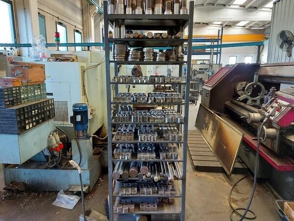 4#6076 Tornio Pico e macchinari per lavorazione metalli e saldatura in vendita - foto 140